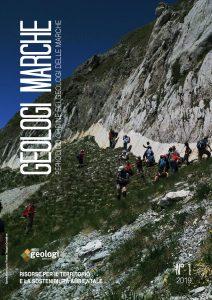 Rivista dell'Ordine dei Geologi delle Marche N°1_2019